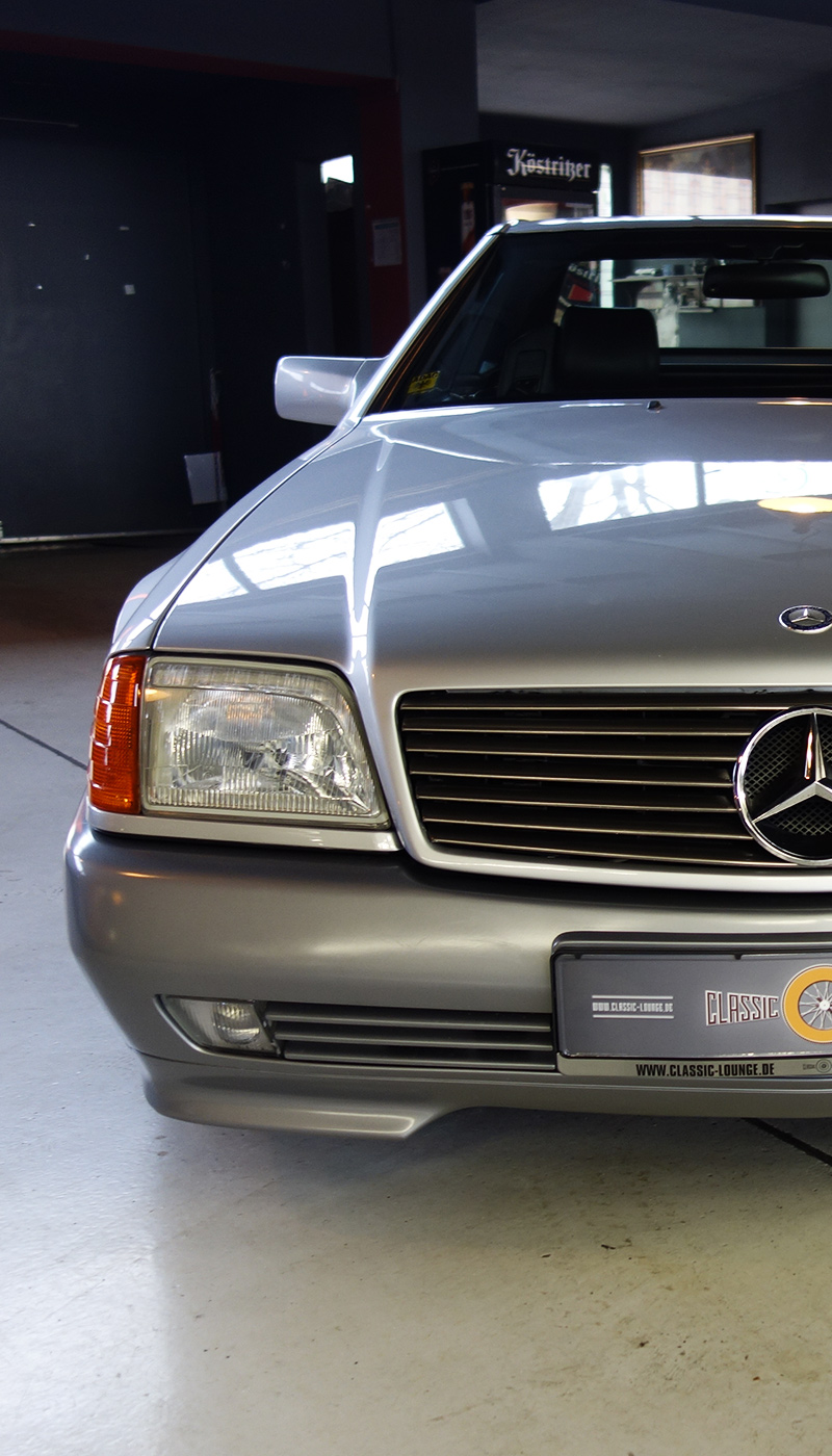 Mercedes benz 500 sl classic lounge for Mercedes benz sl 500